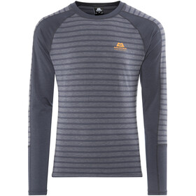 Mountain Equipment M's Redline LS Tee Cosmos Stripe